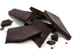 DARK CHOCOLATE PREVENTS HEART ATTACKS